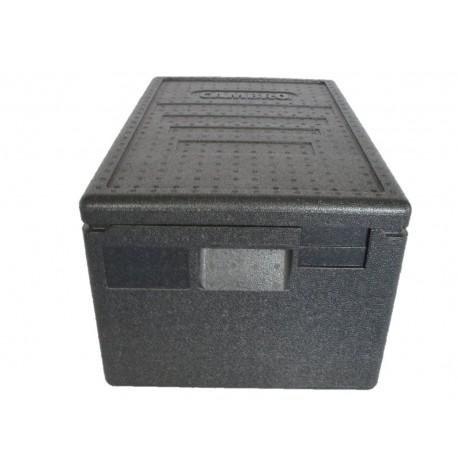 Cam GoBox® zvrchu otvárané nádoby - 60x40 - pre cukrárenské a pekárenské plechy a prepravky